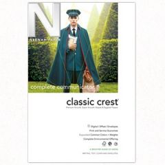 CLASSIC CREST SMOOTH ENVELOPES 80T