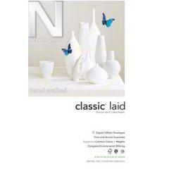 CLASSIC LAID ENVELOPES 24W